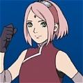 Sakura Cosplay (The Last) from Naruto