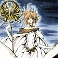 Sakura Cosplay (White) from Tsubasa Reservoir Chronicle