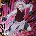Sakura Cosplay Costume from Naruto Shippuuden