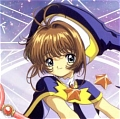 Sakura Costume (Blue) from Cardcaptor Sakura
