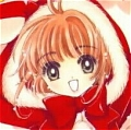 Sakura Costume (Christmas) from Cardcaptor Sakura