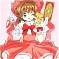 Sakura Cosplay (OP Dress) von Card Captor Sakura