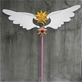 Sakura Staff (Ultimate Form) from Cardcaptor Sakura