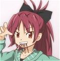 Sakura Wig (2nd) from Puella Magi Madoka Magica