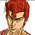 Sakuragi Wig from Slam Dunk