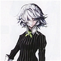 Sakuya Cosplay (Black) from Touhou Project