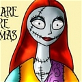 Sally Cosplay von The Nightmare Before Christmas