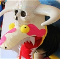 Salome Plush von Digimon Adventure
