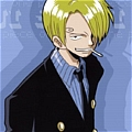 Sanji Cosplay von One Piece