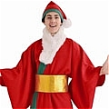 Santa Claus Magic Christmas Costume (Nathan)