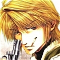 Sanzo Wig from Saiyuki
