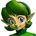 Saria Cosplay Desde The Legend of Zelda