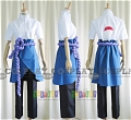 Sasuke 3rd Cosplay Costume( Just shirt, for Hugo ) from Naruto Shippuuden