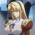 Satellizer Cosplay Desde Freezing