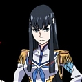 Satsuki Cosplay from Kill la Kill