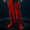 Scarlet Shoes von X Men