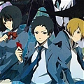 School Boy Uniform (Raira Academy) Desde Durarara