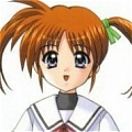 School Girl Unifor from Magical Girl Lyrical Nanoha
