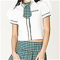 School Girl Uniform (Plaid,Catherine)
