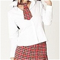 School Girl Uniform (Plaid,Cora)