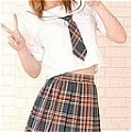 School Girl Uniform (Plaid)