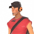 Scout Cosplay Desde Team Fortress 2
