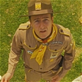 scout veterano Randy Ward Costume Desde Moonrise Kingdom