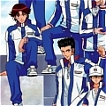 Seigaku Uniform (Winter) De  Prince du tennis