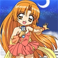 Seira Cosplay from Mermaid Melody Pichi Pichi Pitch