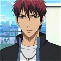 Seirin High School Uniform from Kurokos Basketball