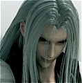 Sephiroth Cosplay Wig from Final Fantasy