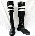Sephiroth Shoes (Black and White) De  Final Fantasy
