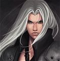 Sephiroth Wig (100cm) from Final Fantasy