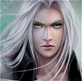 Sephiroth Wig (130cm) from Final Fantasy