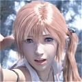 Serah Wig from Final Fantasy XIII