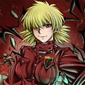Seras Cosplay (Red) from Hellsing