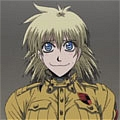 Seras Cosplay (Yellow) from Hellsing