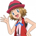 Serena Costume from Pokemon X and Y