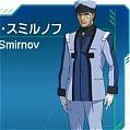 Sergei Cosplay from Mobile Suit Gundam 00