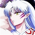 Sesshoumaru Cosplay Wig from Inuyasha