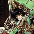 Seth Costume from Trinity Blood