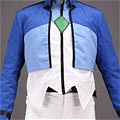Setsuna Cosplay (Uniform 2-253) De  Mobile Suit Gundam 00