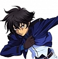 Setsuna Cosplay Costume from Gundam 00