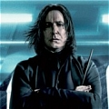 Severus Cosplay from Harry Potter
