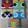 Sgt Frog Wallet from Sgt Frog