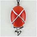 Shana Necklace (Ruby) from Shakugan no Shana