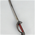 Shanks Sword (Key Ring) from One Piece