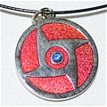 Sharingan Necklace Desde Naruto