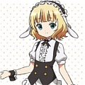 Sharo Cosplay from Is the Order a Rabbit