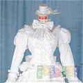 Sharon Costume (White Dress Customize) from Pandora Hearts
